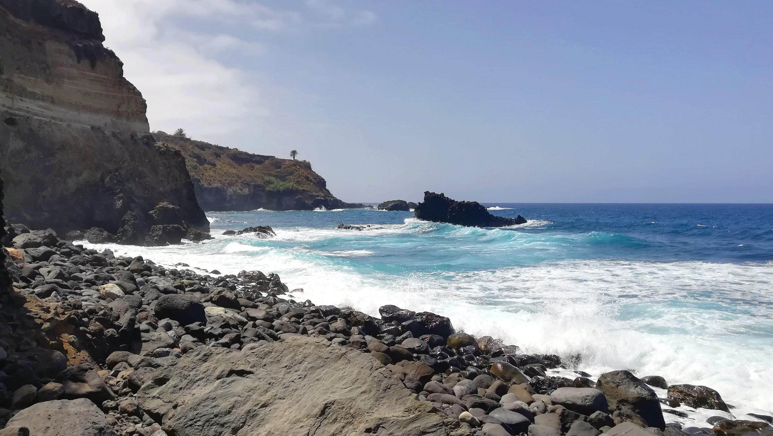 Пляж Фахана / Playa de la Fajana
